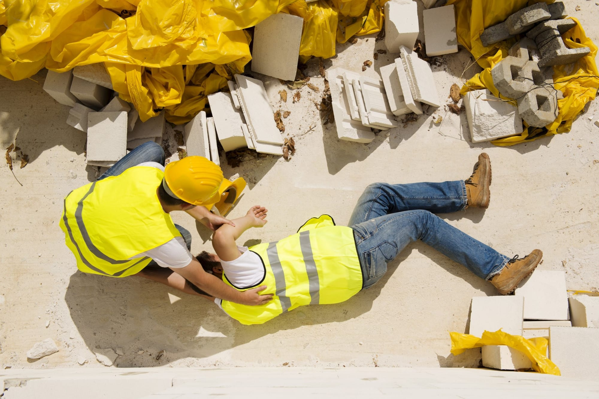 Health Risks in the Construction Industry | IMAR Insurance